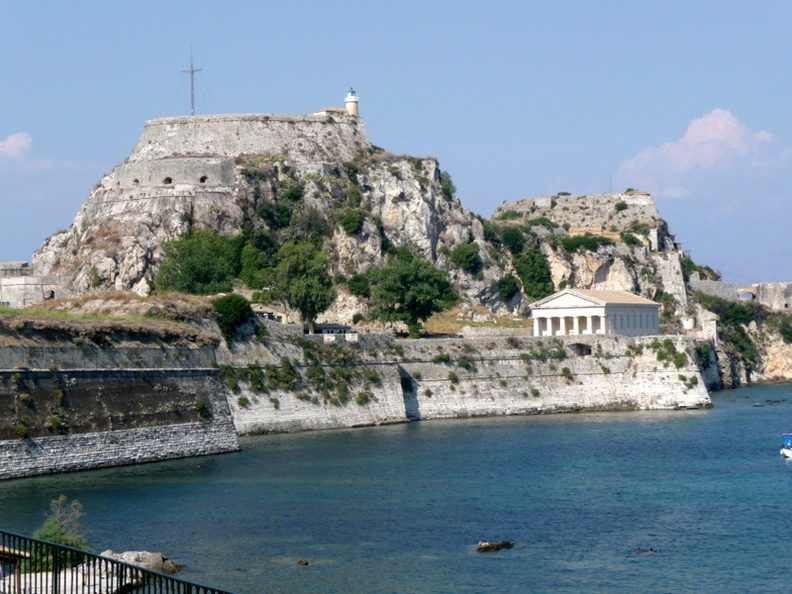 The Old Fort - Corfu Town